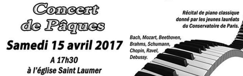 Concert de Pâques Eglise St Laumer