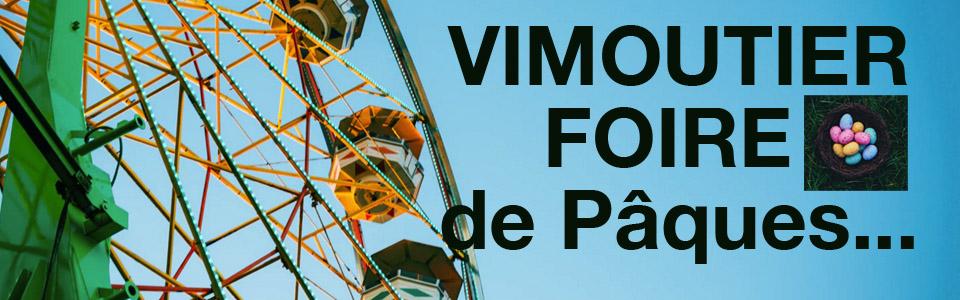 Foire de Pâques Vimoutier