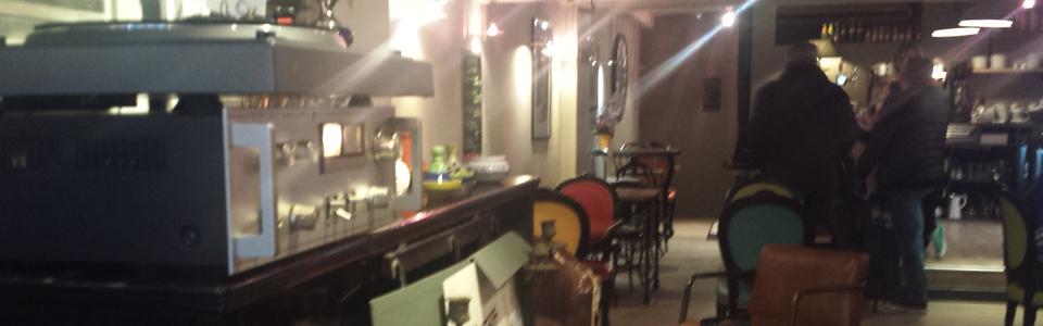 L'envers du décor bar brocante