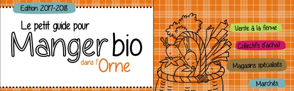 Manger Bio dans l'Orne