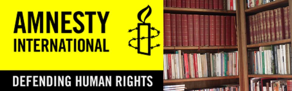 Foire aux livres Amnesty International Alençon