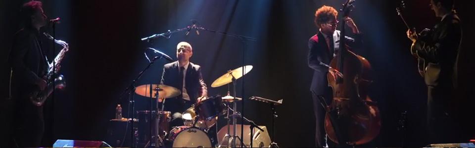 Doré Marthouret quartet jazz