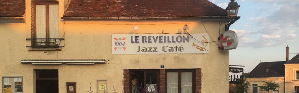 Le réveillon Jazz Café - Le 12 avril