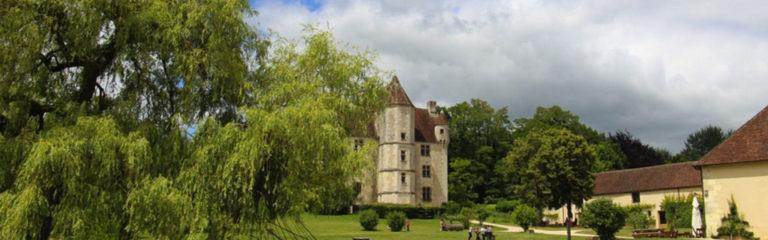 Maison du Parc Naturel du Perche Manoir de Courboyer