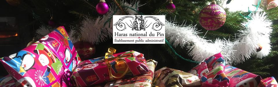 Haras du Pin Marché de Noël